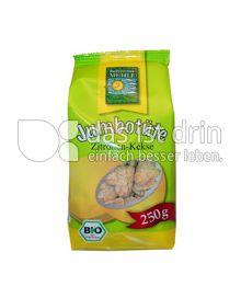 Produktabbildung: Bohlsener Mühle Jumbotüte Zitronen-Kekse 250 g