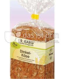 Produktabbildung: Dr. Karg Dinkel Käse Knäckebrot 200 g