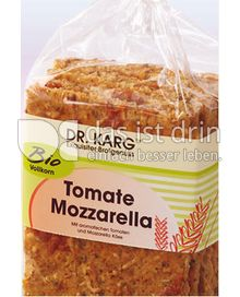 Produktabbildung: Dr. Karg Tomate Mozarella Knäckebrot 200 g