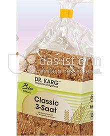 Produktabbildung: Dr. Karg 3 Saat Knäckebrot 200 g