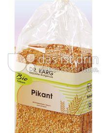 Produktabbildung: Dr. Karg Pikant 200 g
