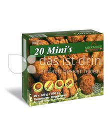 Produktabbildung: Mekkafood Mini's 500 g