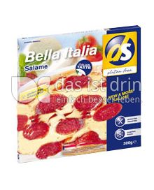 Produktabbildung: DS Bella Italia Pizza Salami 300 g