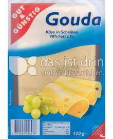 Produktabbildung: Gut & Günstig Gouda 400 g