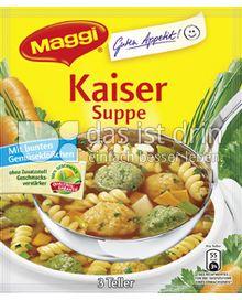 Produktabbildung: Maggi Guten Appetit Kaiser Suppe 54 g
