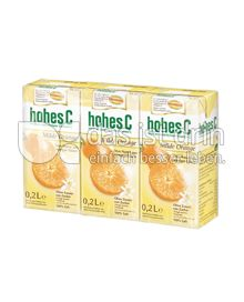 Produktabbildung: hohes C Milde Orange 200 ml