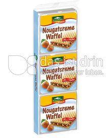 Produktabbildung: SCHNEEKOPPE Nougatcreme Waffel 63 g