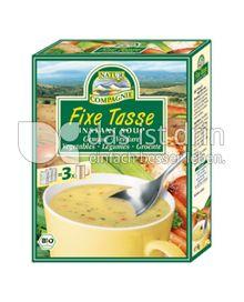 Produktabbildung: NATUR COMPAGNIE Fixe Tasse Gemüse 54 g
