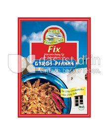 Produktabbildung: NATUR COMPAGNIE Fix für Gyros Pfanne 25 g