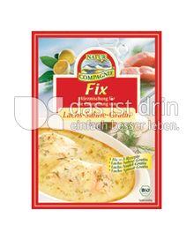 Produktabbildung: NATUR COMPAGNIE Fix für Lachs-Sahne-Gratin 40 g