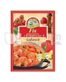 Produktabbildung: NATUR COMPAGNIE Fix für Gulasch 40 g
