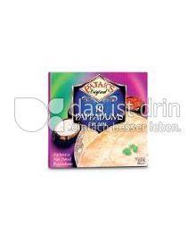 Produktabbildung: Patak's Pappadums 100 g