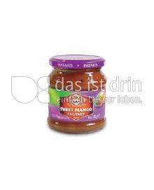 Produktabbildung: Patak's Sweet Mango Chutney 250 ml
