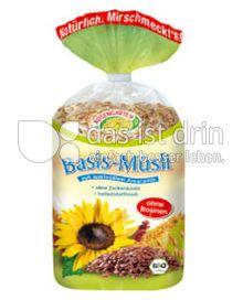 Produktabbildung: Rosengarten Basis-Müsli mit Amaranth 750 g