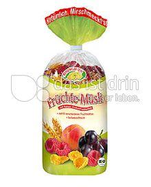 Produktabbildung: Rosengarten Früchte Müsli 750 g