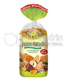 Produktabbildung: Rosengarten Nuss Müsli 750 g
