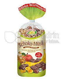 Produktabbildung: Rosengarten Schoko Müsli 750 g