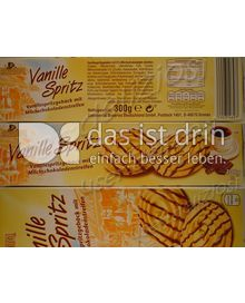 Produktabbildung: Biscotto Biscotto Vanille Spritz 300 g