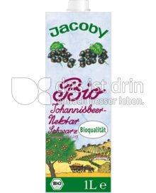Produktabbildung: Jacoby Bio Johannisbeer-Nektar Schwarz 1 l