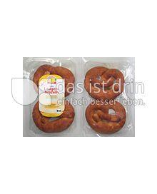 Produktabbildung: Rosengarten Glutenfrei Laugenbrezeln zum Aufbacken 280 g