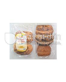 Produktabbildung: Rosengarten Glutenfrei Spezialbrötchen 375 g