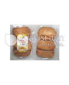 Produktabbildung: Rosengarten Glutenfrei Brötchen zum Aufbacken 400 g