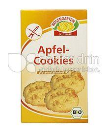 Produktabbildung: Rosengarten Glutenfrei Apfel Cookies 150 g