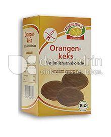 Produktabbildung: Rosengarten Glutenfrei Orangenkeks 125 g