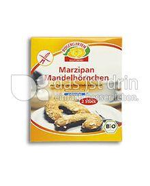 Produktabbildung: Rosengarten Glutenfrei Mandelhörnchen 150 g