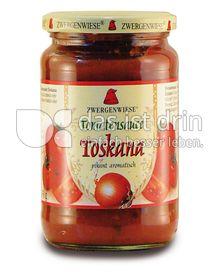 Produktabbildung: Zwergenwiese Tomatensauce Toskana 350 g