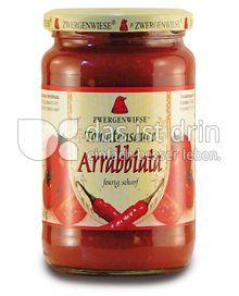 Produktabbildung: Zwergenwiese Tomatensauce Arrabbiata 340 g