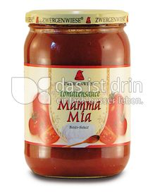 Produktabbildung: Zwergenwiese Tomatensauce Mamma Mia 590 g
