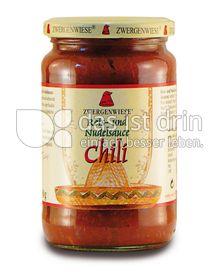 Produktabbildung: Zwergenwiese Reis- und Nudelsauce Chili 350 g