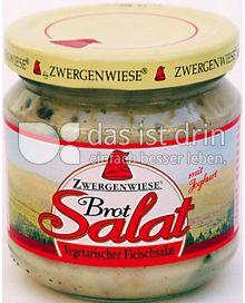 Produktabbildung: Zwergenwiese BrotSalat Vegetarischer Fleischsalat 200 g