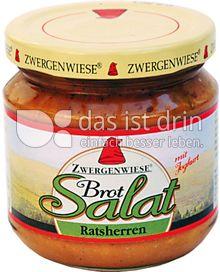 Produktabbildung: Zwergenwiese BrotSalat Ratsherren 200 g