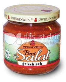 Produktabbildung: Zwergenwiese BrotSalat griechisch 200 g