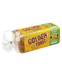 Produktabbildung: GOLDEN TOAST Dreikorn Sonne Toast 500 g