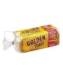 Produktabbildung: GOLDEN TOAST Weizen Toast plus Calcium 500 g