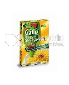 Produktabbildung: Riso Gallo Risotto Pronto mit Safran 250 g