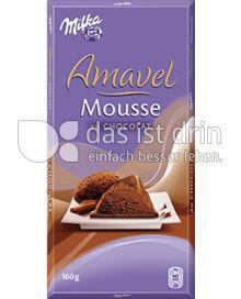 Produktabbildung: Milka Amavel Mousse au Chocolat 160 g
