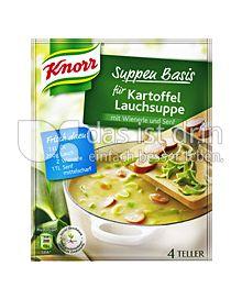 Produktabbildung: Knorr Suppen Basis für Kartoffel Lauchsuppe 1 St.