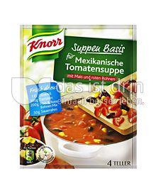 Produktabbildung: Knorr Suppen Basis für Mexikanische Tomatensuppe 1 St.