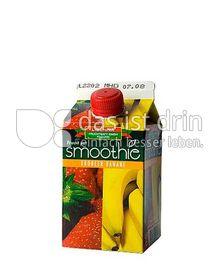 Produktabbildung: Libehna Erdbeer Banane Smoothie 500 ml