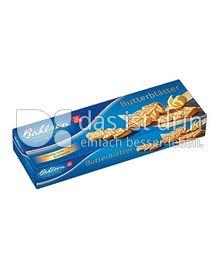 Produktabbildung: Bahlsen Butterblätter 125 g