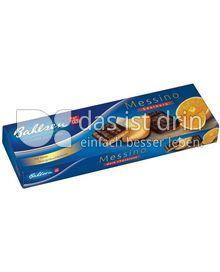 Produktabbildung: Bahlsen Messino Edelherb 100 g
