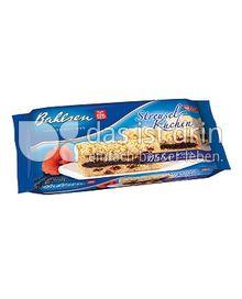 Produktabbildung: Bahlsen Streuselkuchen Mohn 400 g