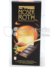 Produktabbildung: Moser Roth Mousse au Chocolat Orange 187,5 g