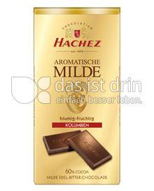 Produktabbildung: Hachez Chocolade 60 % Kolumbien 100 g