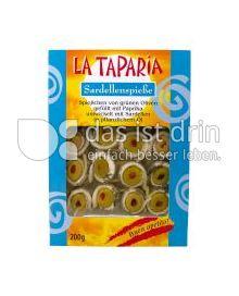 Produktabbildung: La Taparia Sardellenspieße 200 g