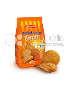 Produktabbildung: Brandt Dinkel Hafer Taler 250 g